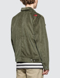 Infinite Archives Guess x Infinite Archives Corduroy Worker Jacket