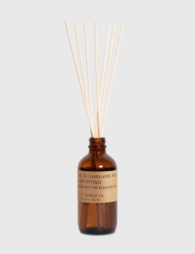 P.F. Candle Co. Sandalwood Rose Reed Diffuser N/a Life