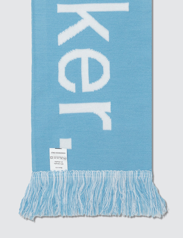 Fuck Art, Make Tees Don't Say Motherfucker, Motherfucker Scarf Sky Blue Men