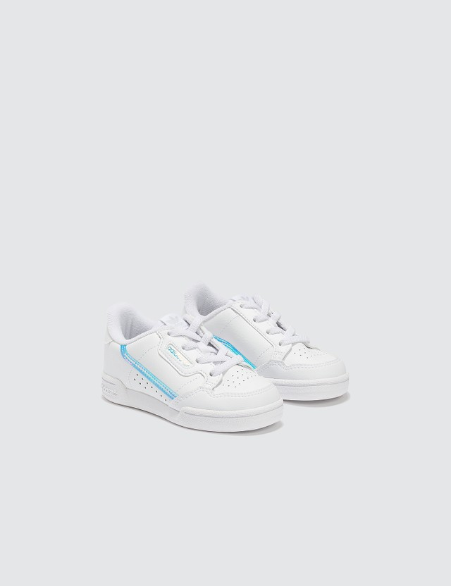 Adidas Originals Continental 80 El I (Infants) White Kids