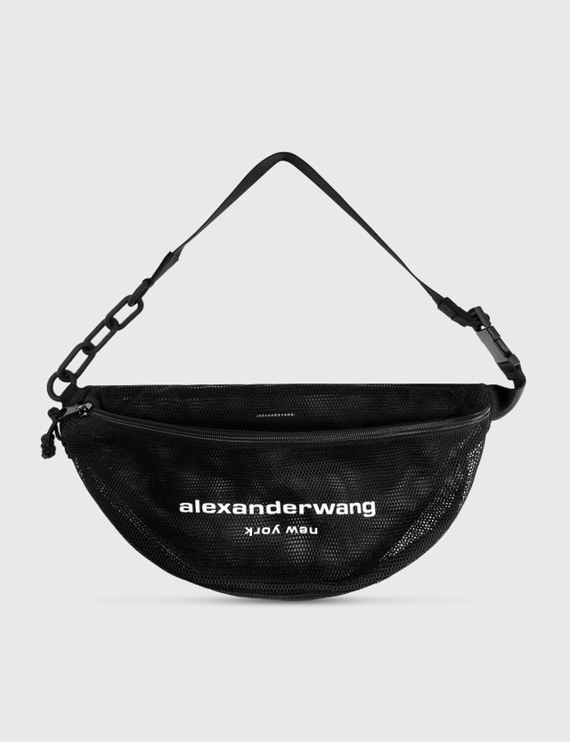 Alexander Wang Attica Gym Fanny Pack Black Women