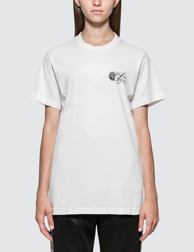 Places + Faces Space Logo Short Sleeve T-shirt