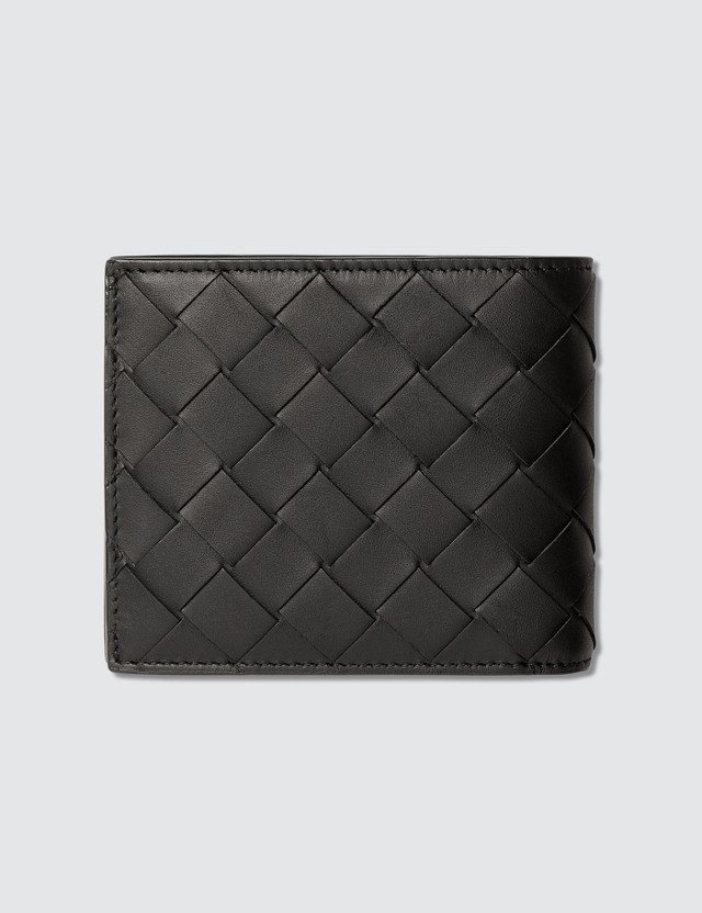 Bottega Veneta Intrecciato Leather Bi-Fold Wallet