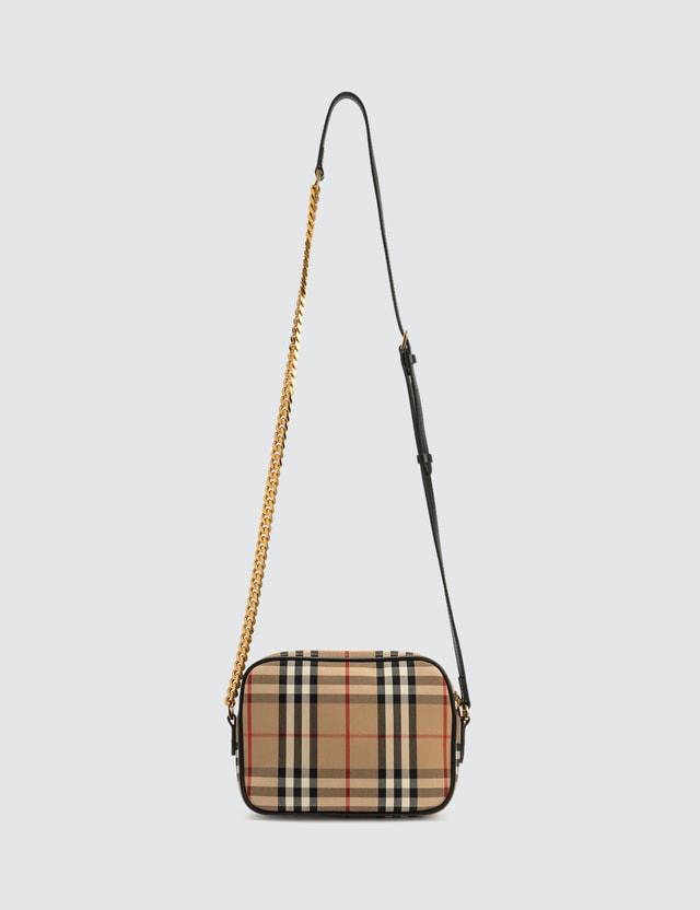 Burberry Vintage Check Crossbody Bag