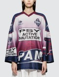 Perks and Mini New Worlds Oversized Sublimation Top Picutre