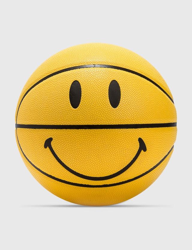Chinatown Market Smiley Basketball Yellow Unisex