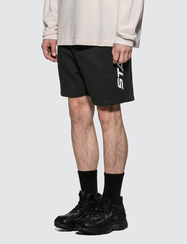 Stampd Sebring Jogger Shorts Black Men