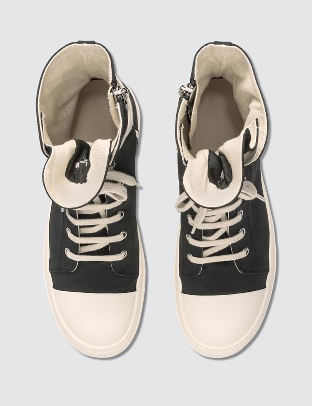 Rick Owens Drkshdw Double Bumper Sneakers
