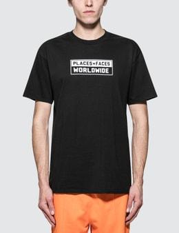 Places + Faces Box Logo T-shirt