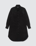 Y's Y's Black Long Shirt