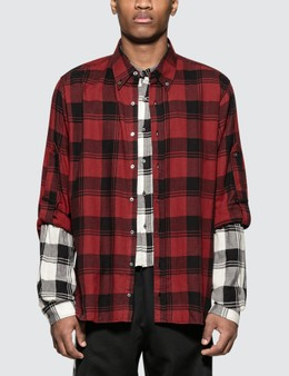 Faith Connexion Check 2 Shirt