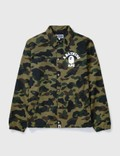 BAPE BAPE Camouflaged Nylon Jacket Picture