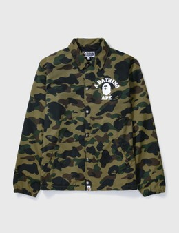 BAPE BAPE Camouflaged Nylon Jacket