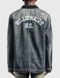 Billionaire Boys Club Chore Denim Jacket Leland Men