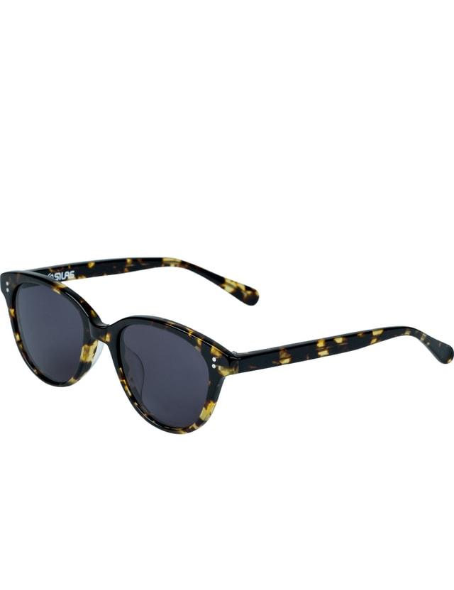 SILAS Brown Mark Sunglasses