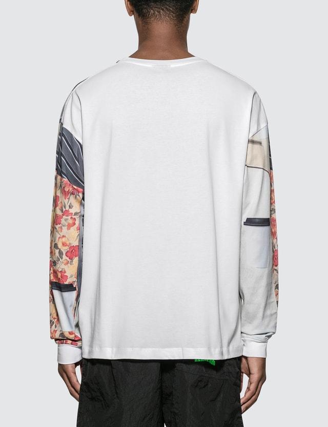 Perks and Mini 투고 리얼 라이프 오버사이즈 긴팔 티셔츠