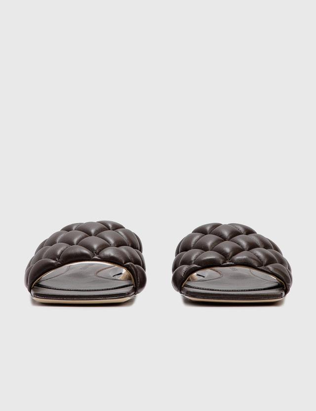 Bottega Veneta Padded Flat Sandals