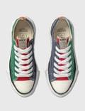 Maison Mihara Yasuhiro Original Sole Canvas Lowcut Sneaker Multi Men