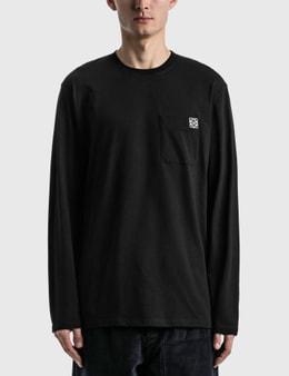 Loewe Anagram Long Sleeve T-shirt