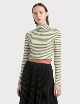 Loewe Stripe Long Sleeve T-shirt