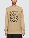 Loewe Anagram Sweatshirt Picture