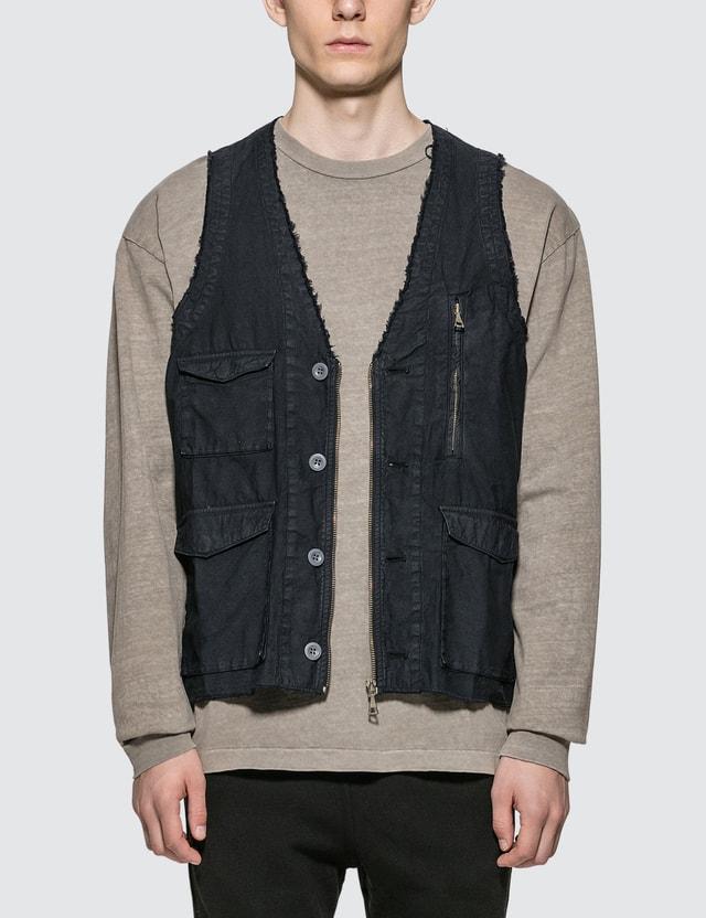 John Elliott Inca Vest