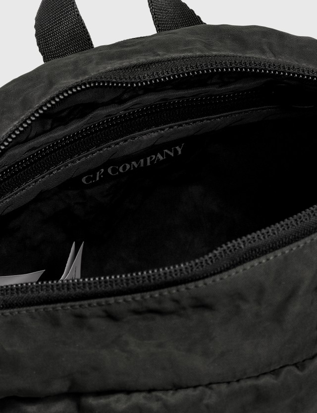 CP Company Garment Dyed Lens Crossbody Bag