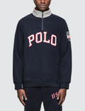 Polo Ralph Lauren Polar Fleece Sweatshirt Picture