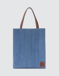Loewe Vertical Tote Stripes Bag Picture