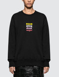 MSGM Mix Logo Sweatshirt Picture