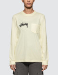 Stussy Myles Pocket Long Sleeve T-shirt Picture