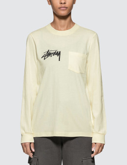 Stussy Myles Pocket Long Sleeve T-shirt