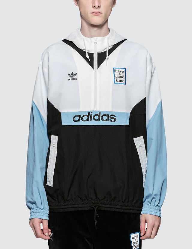 Adidas Originals Have A Good Time x Adidas Pullover Windbreaker