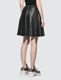 MM6 Maison Margiela Leather Skirt
