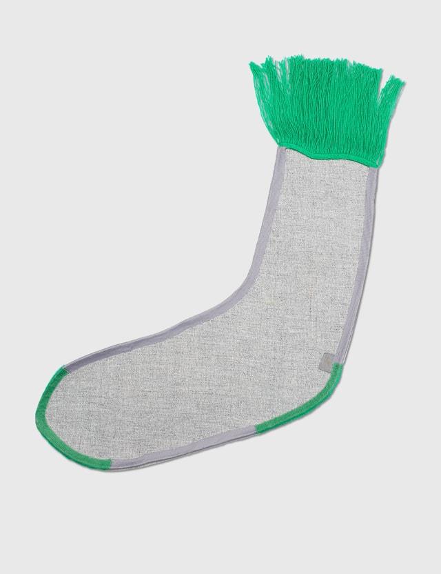 Crosby Studios Sock Carpet Grey Men