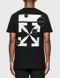 Off-White Cut Here Arrow T-Shirt Picture
