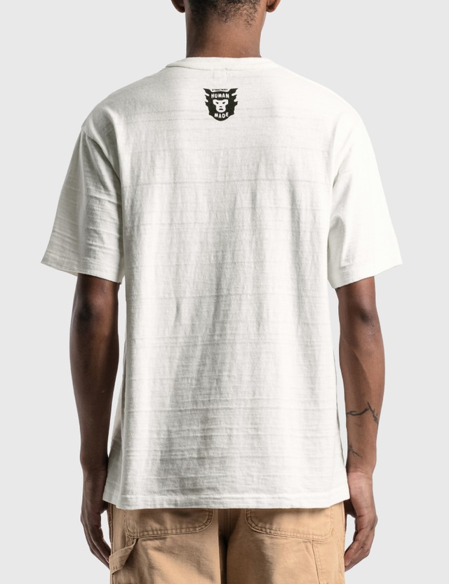 Human Made T-Shirt #2010 White Men