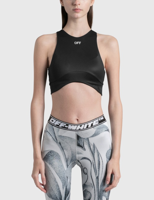 Off-White Athleisure Bra Black Women