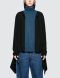 Loewe Roll Neck Color-block Sweater Picture