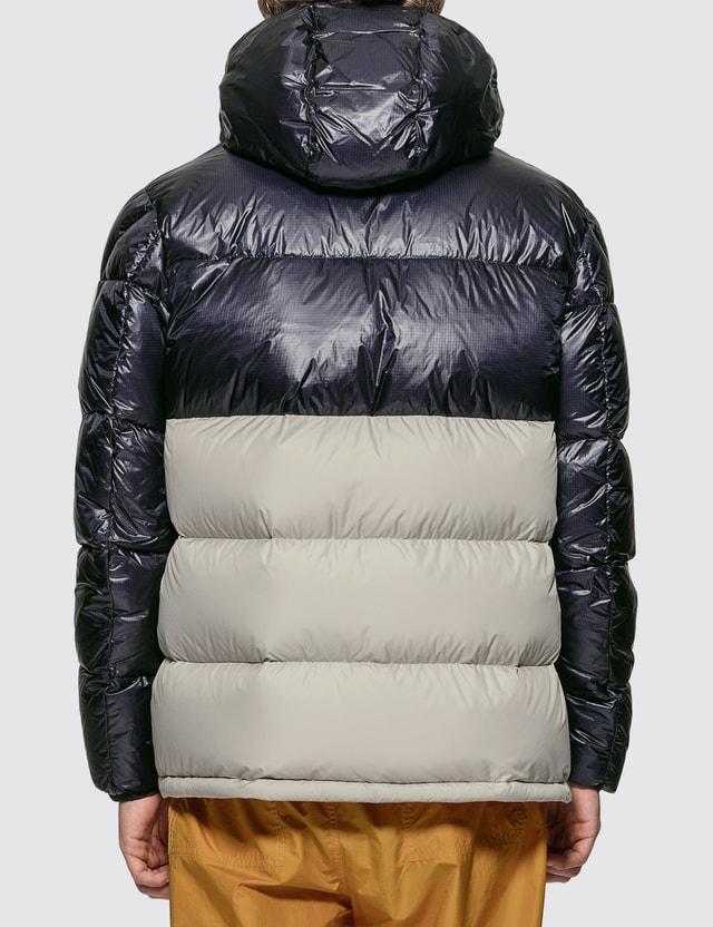 Moncler Contrast Down Jacket