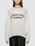Katharine Hamnett Vince Orangic Cotton Sweatshirt Picture