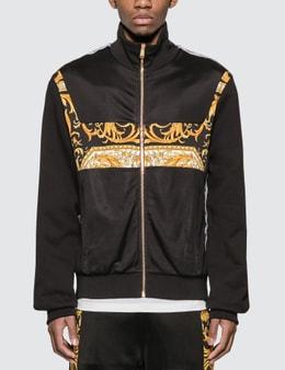 Versace Barocco Logo Jacket