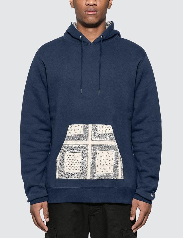 SOPHNET. Fabric Pocket Hoodie