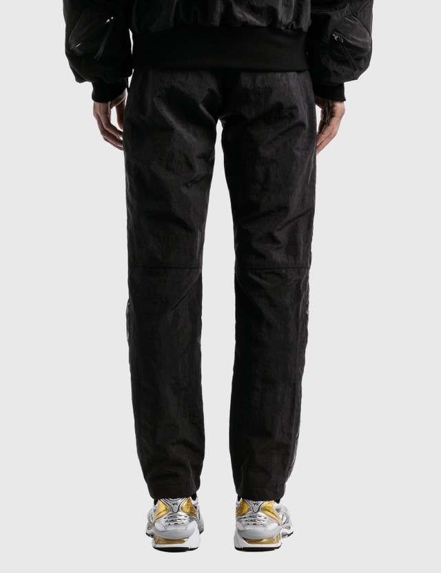 KANGHYUK Airbag Quilted Trouser Black Men