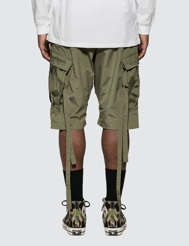 Maharishi Tech Cargo Long Shorts