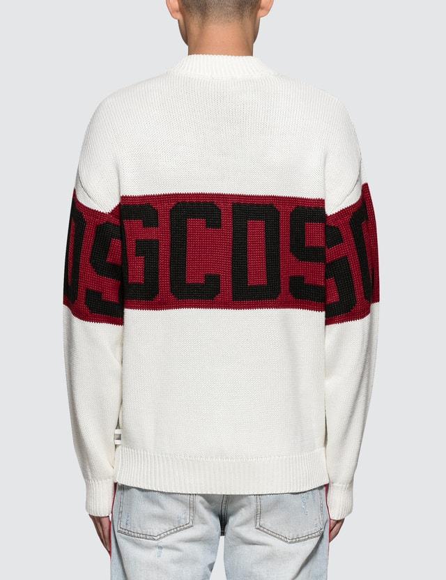 GCDS Logo Sweater