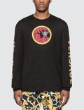 Versace Japanese Print Long Sleeve T-shirt 사진