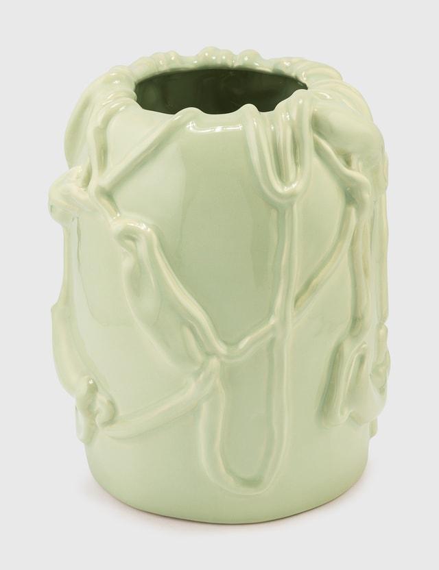 Raawii Jam Vase Pale Green Unisex