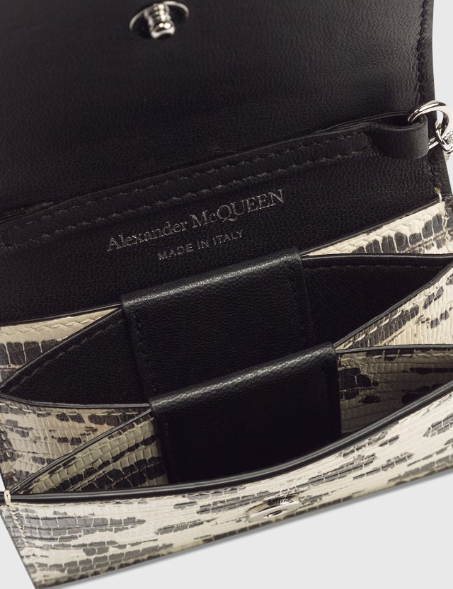 Alexander McQueen Card Holder On Chain