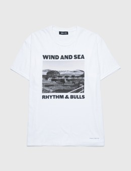 Wind And Sea Bulls Photo T-shirt